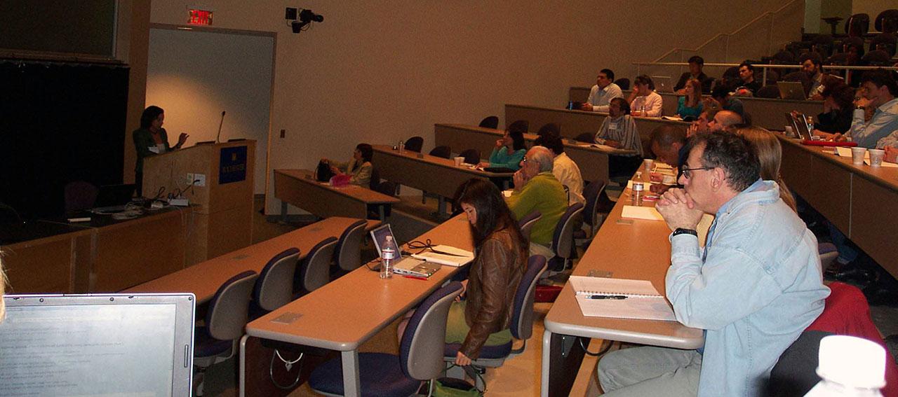 Symposium talk 2008